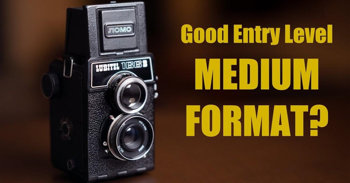 ¿Es el Lubitel 166 una buena cámara de formato medio de nivel básico? - Consejos de Fotografía en el Blog