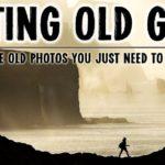 ¿Fotos viejas que sólo necesitan un poco de edición? - Consejos de Fotografía en el Blog