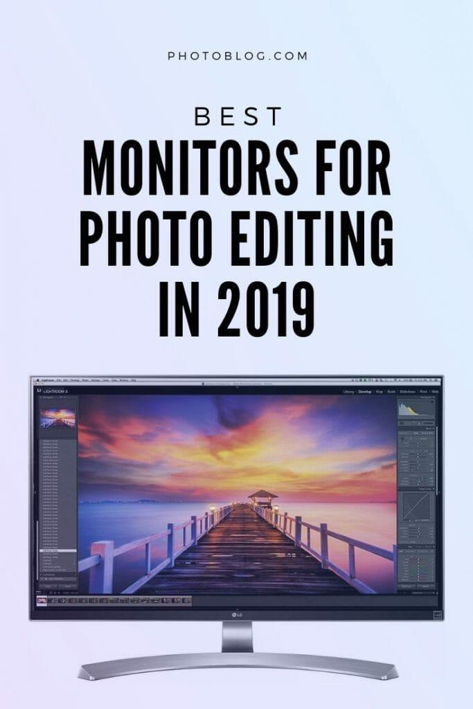 Imagen de interés para los monitores para la edición de fotos del artículo