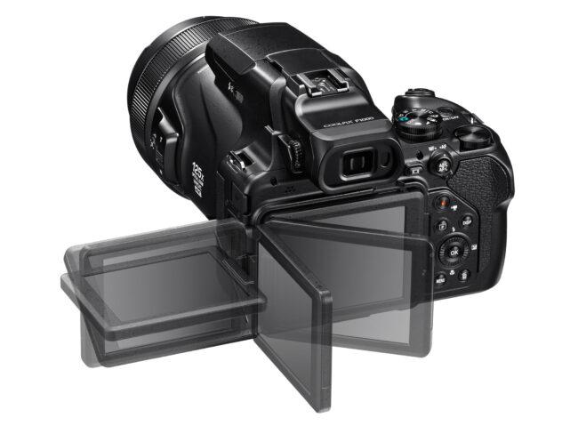 Nikon Coolpix P1000 LCD