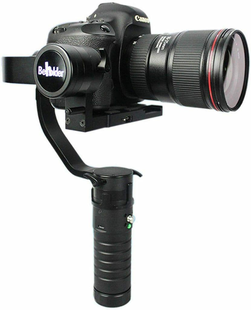 El cardán de la cámara Beholder DS1