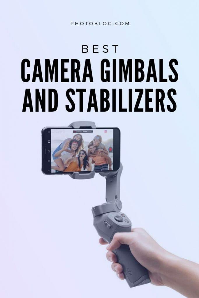 Imagen de interés para el artículo Timones y estabilizadores de cámara