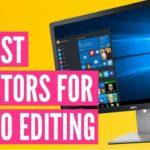 Los mejores monitores para la edición de fotos en 2019