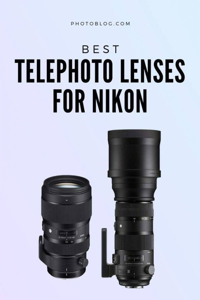Imagen de interés para Teleobjetivos para el artículo de Nikon