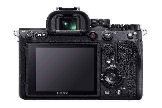 Sony A7R IV Volver