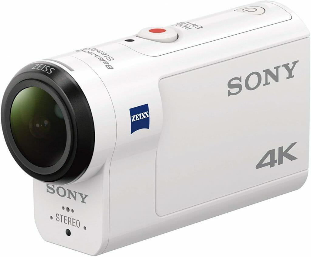 La cámara de acción Sony FDR X3000R, otra gran alternativa GoPro