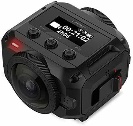 La cámara de acción Garmin VIRB 360, otra gran alternativa GoPro