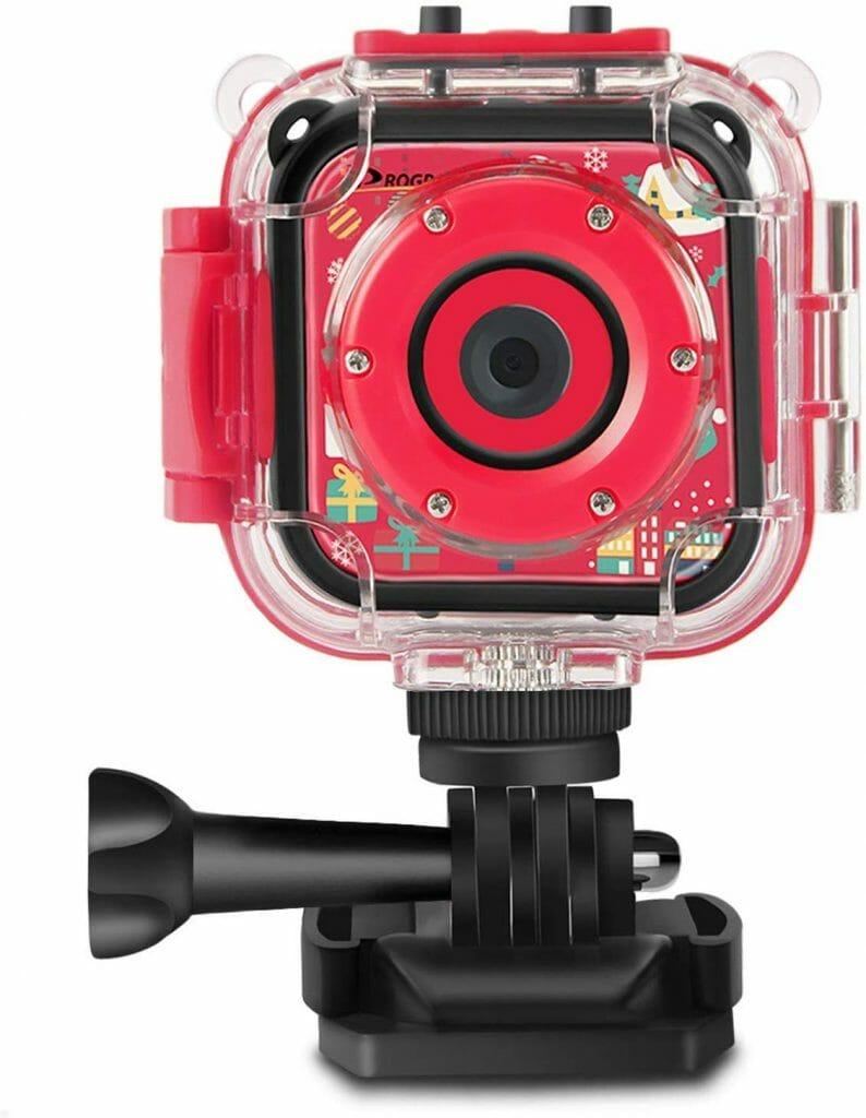 La PROGRACE Kids Camera es otra gran alternativa de GoPro