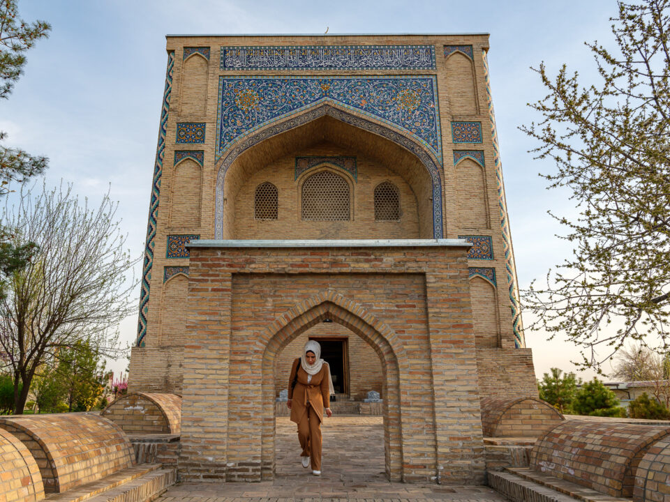 Mausoleo del Imán Khast