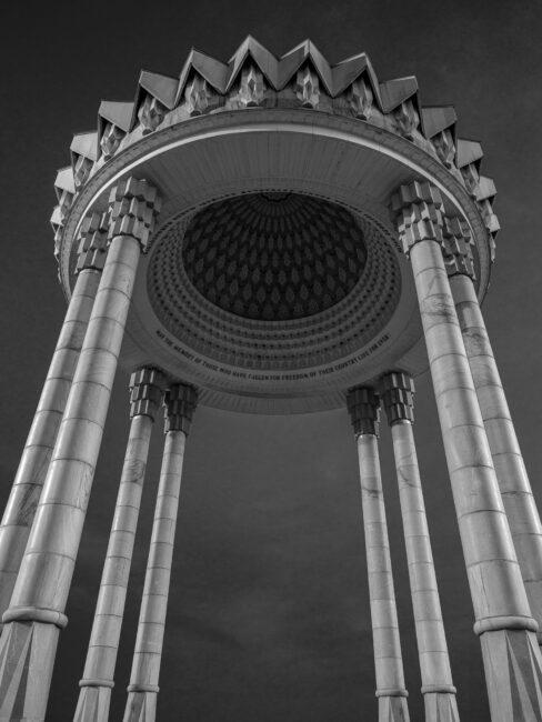 Monumento a las Víctimas de la Represión, Tashkent Uzbekistán