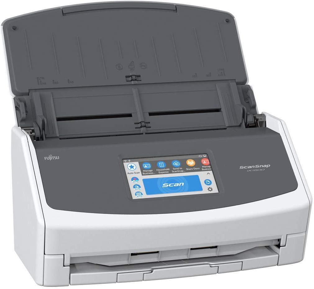 El escáner Fujitsu ScanSnap iX1500