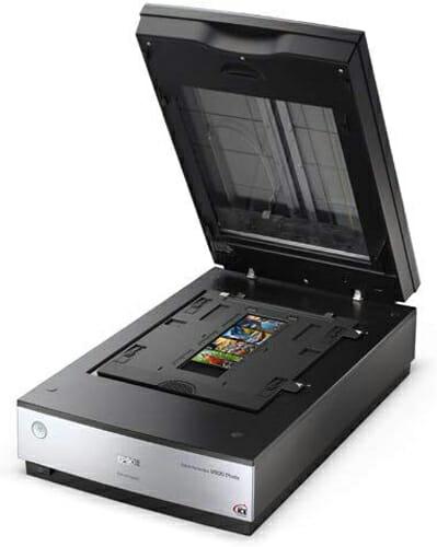 El escáner Epson Perfection V800