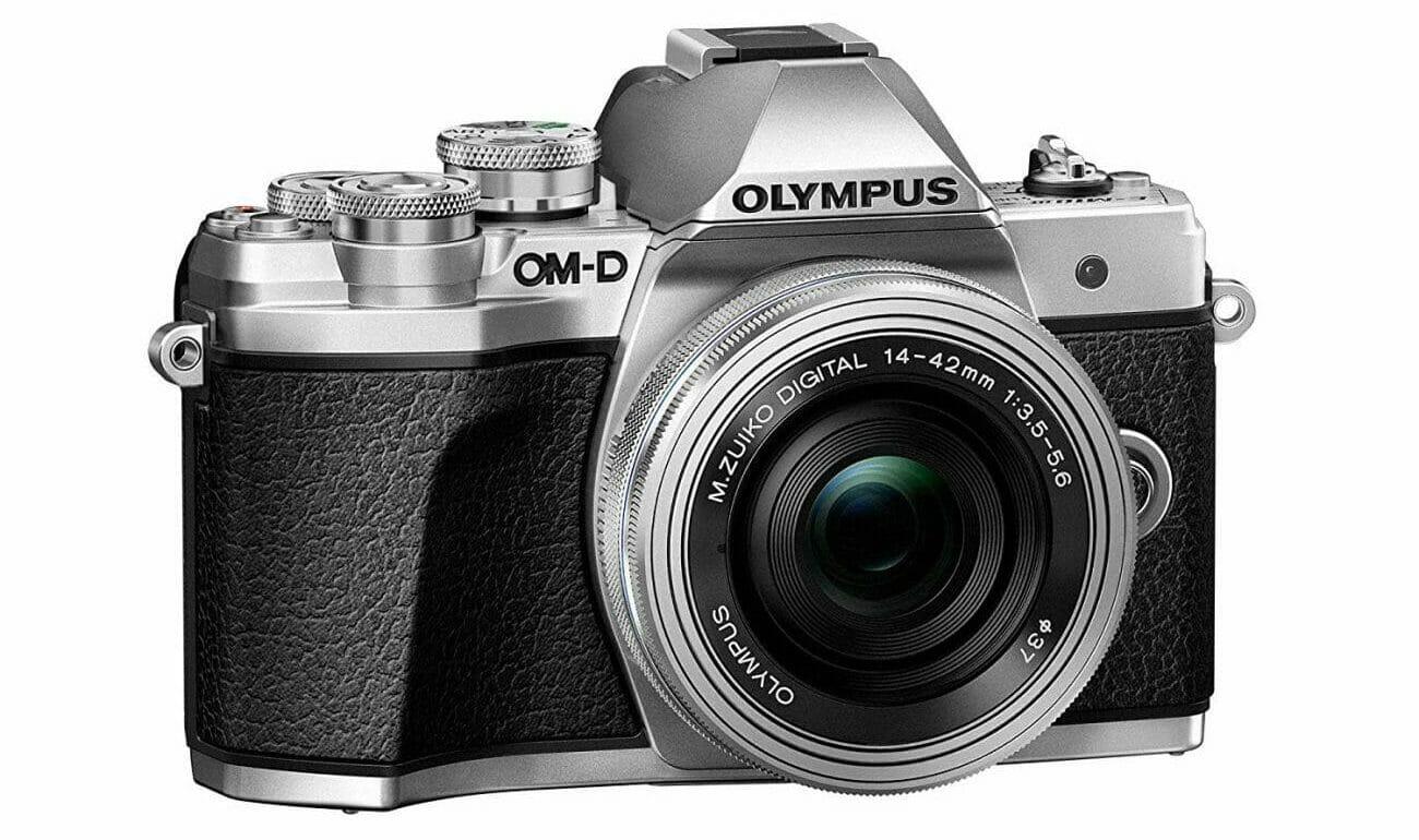 La cámara sin espejo Olympus OM-D E-M10 Mark III