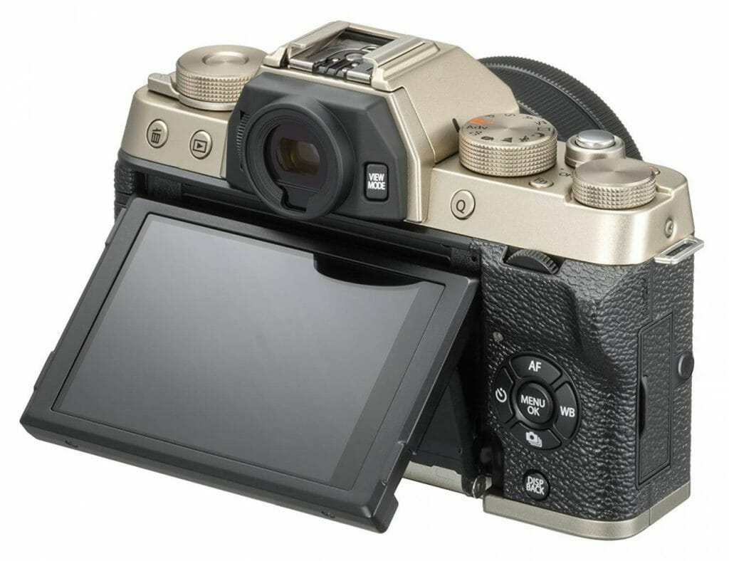 La Fujifilm X-T100