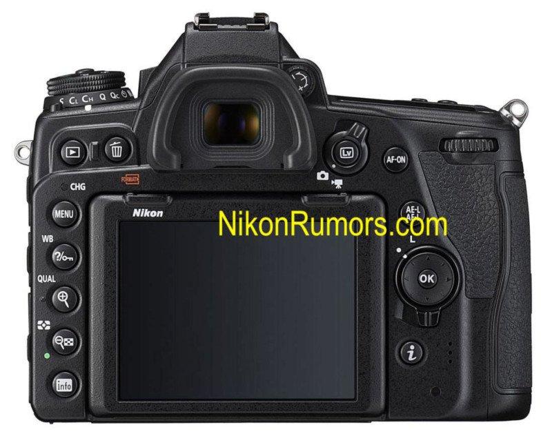 Fotos de Nikon D780 DSLR filtradas
