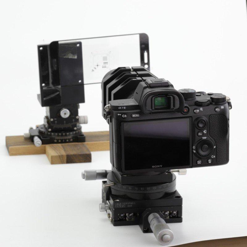 Cómo adaptar los lentes industriales para la fotografía macro extrema