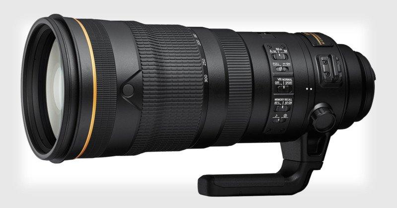 Una versátil lente Pro de $9,500