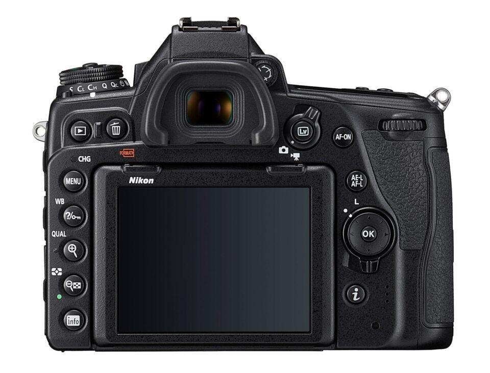 Nikon D780 Volver