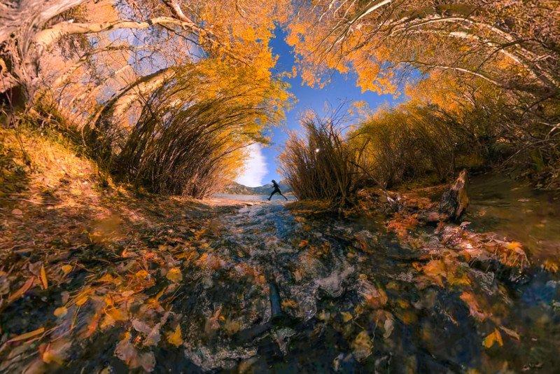 Cómo uso mis cámaras GoPro para la fotografía de paisajes y viajes