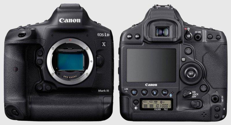 Trabajé con el Canon 1D X Mark III durante dos días