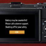 Canon gana una importante demanda contra los usuarios de eBay que venden equipos falsificados