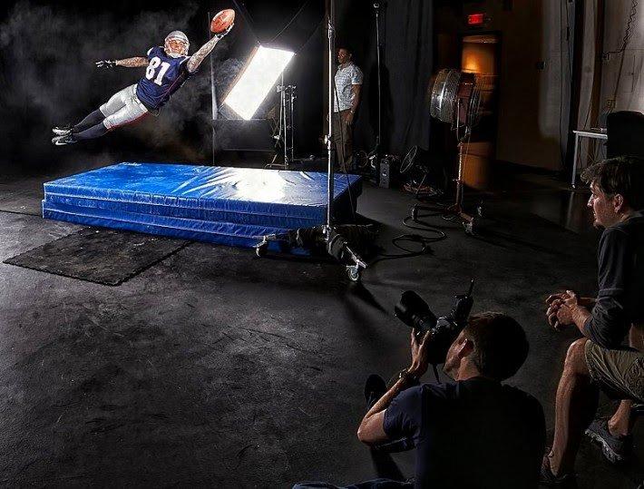 Fotografiando a Aaron Hernandez el mismo día que disparó a alguien