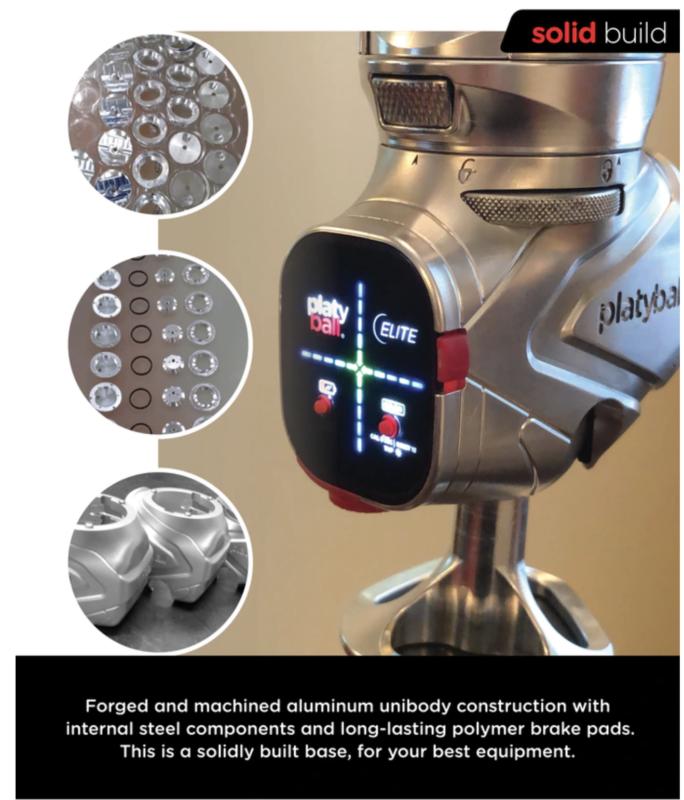 La Platyball es una cabeza de trípode de 'siguiente nivel ' con un nivel LED y sin perillas que sobresalgan.