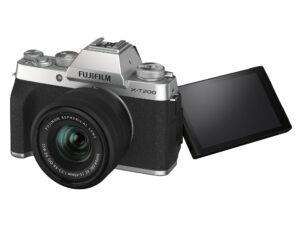 Fuji X-T200 Flip Out LCD