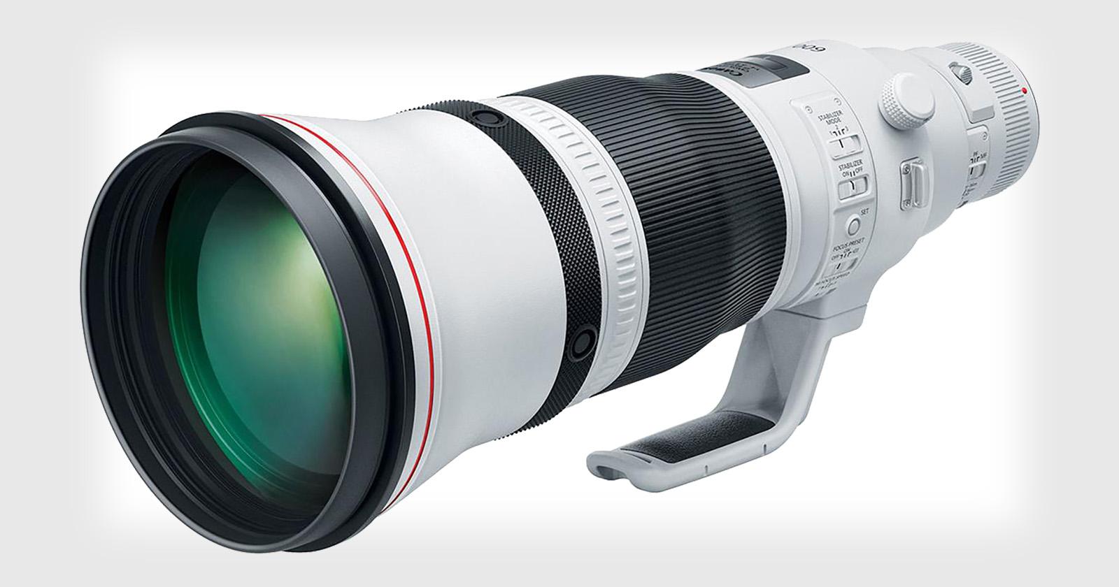 Nuevas patentes muestran que Canon no se ha rendido en la montura EF todavía
