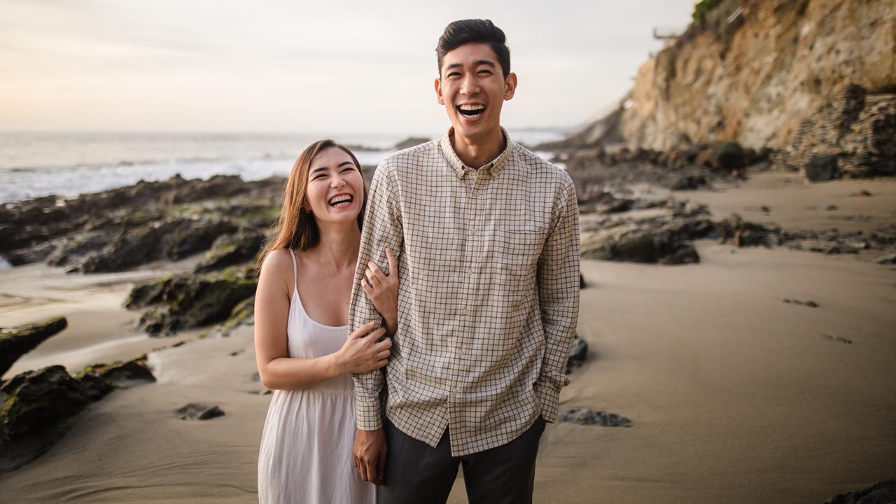 Aprenda 20 poses de parejas diferentes en menos de 10 minutos