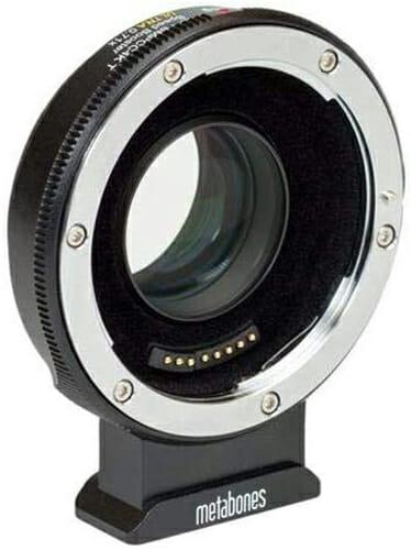 A Metabones T Speed Booster Ultra 0.71x Adaptador para lentes Canon EF