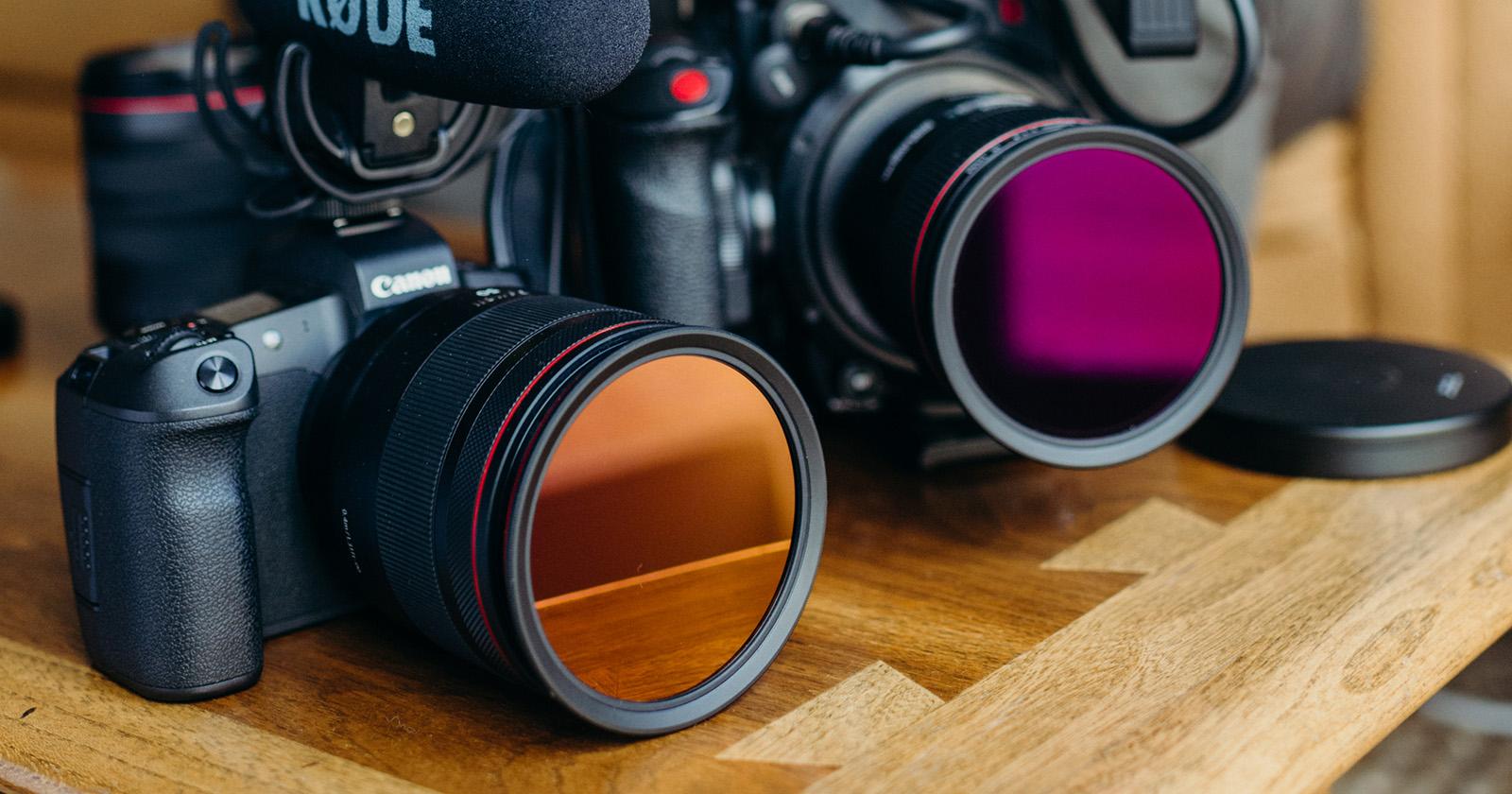 Moment presenta los filtros ND variables de calidad profesional para cámaras y drones