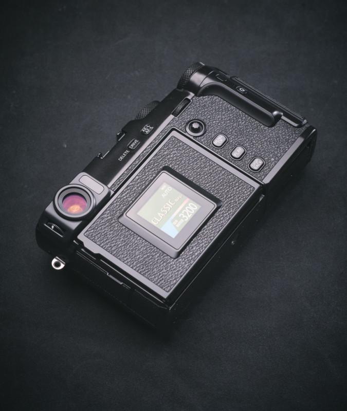 Fuji X-Pro3, o: Cómo aprendí a dejar de preocuparme y a amar la bomba