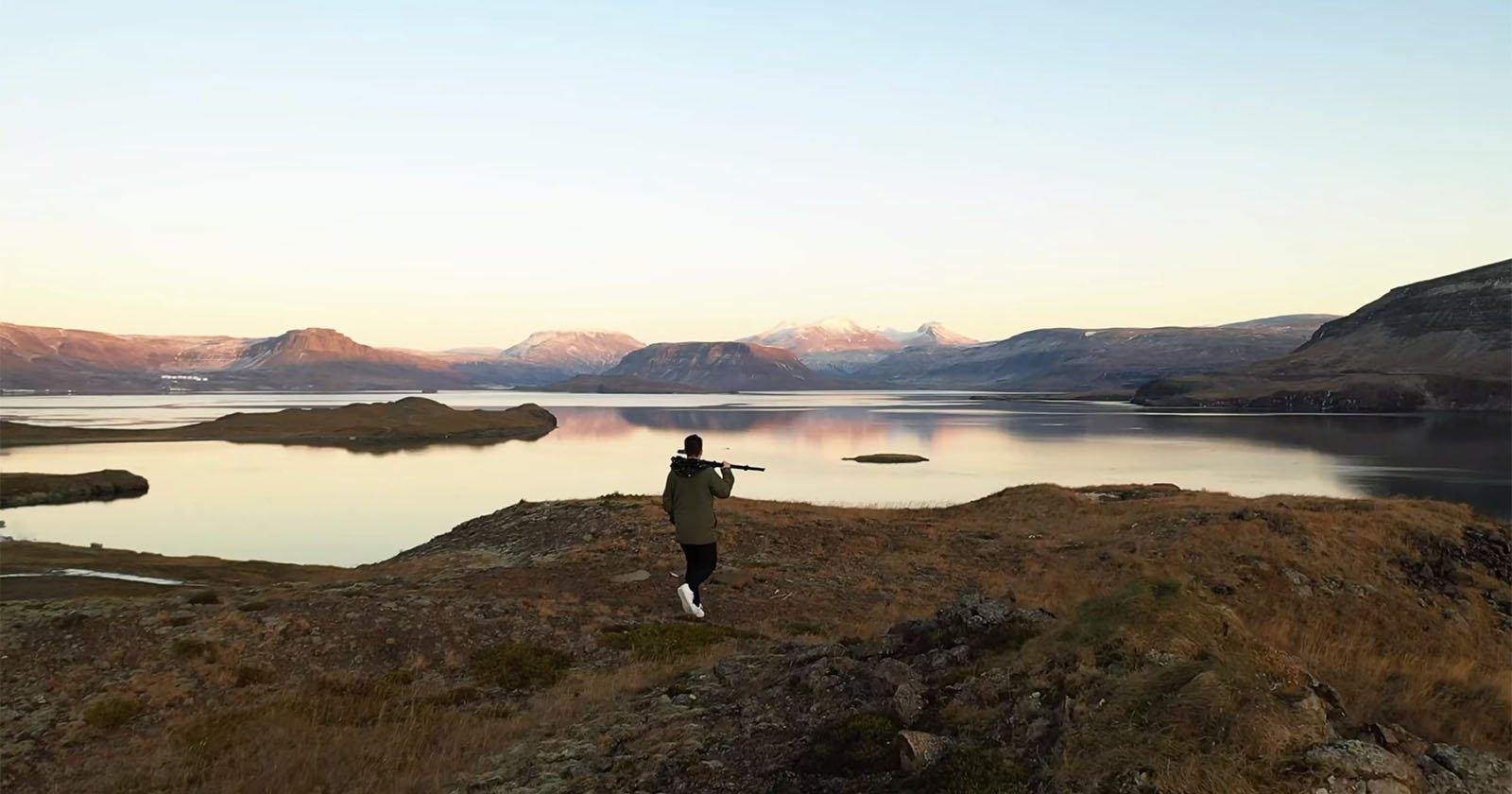 Tutorial gratuito de 3 horas sobre fotografía de viajes y paisajes