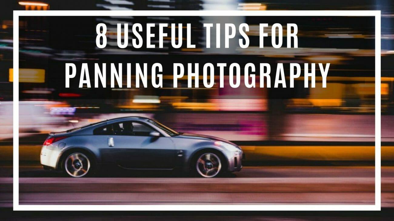 Cómo hacer fotografía panorámica (8 consejos útiles)