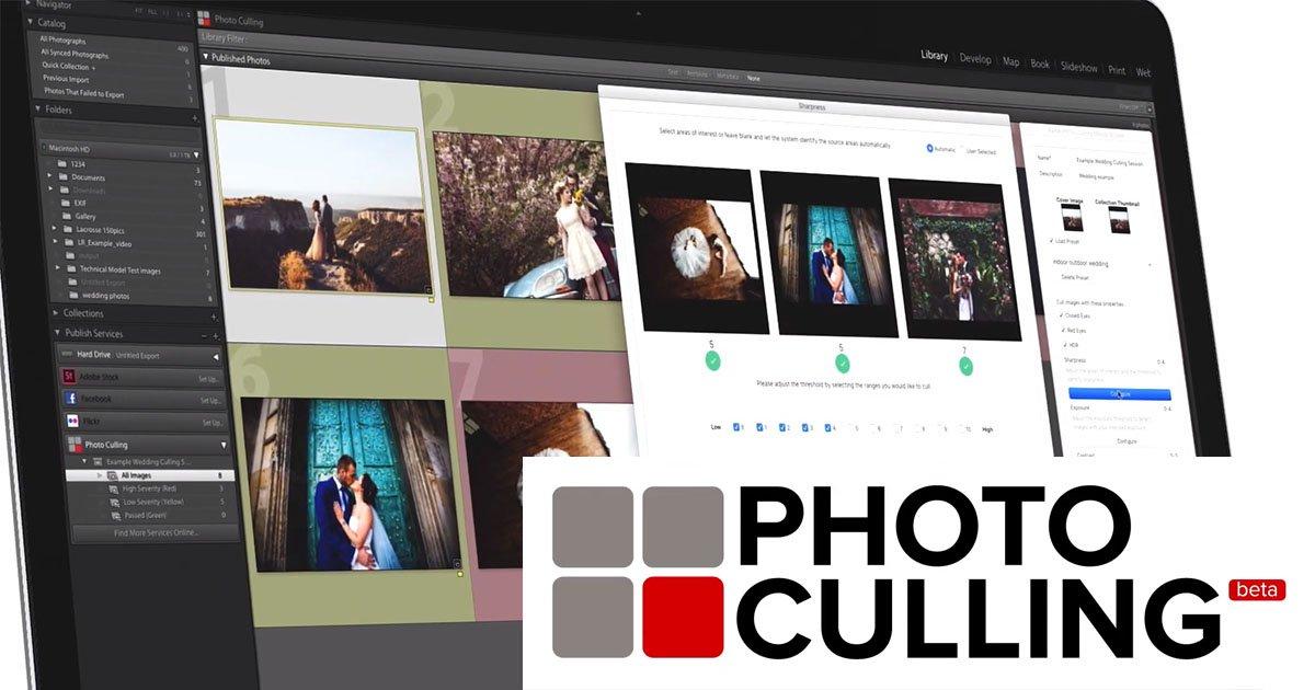 Canon crea un asistente de iluminación de IA que analiza y selecciona sus fotos