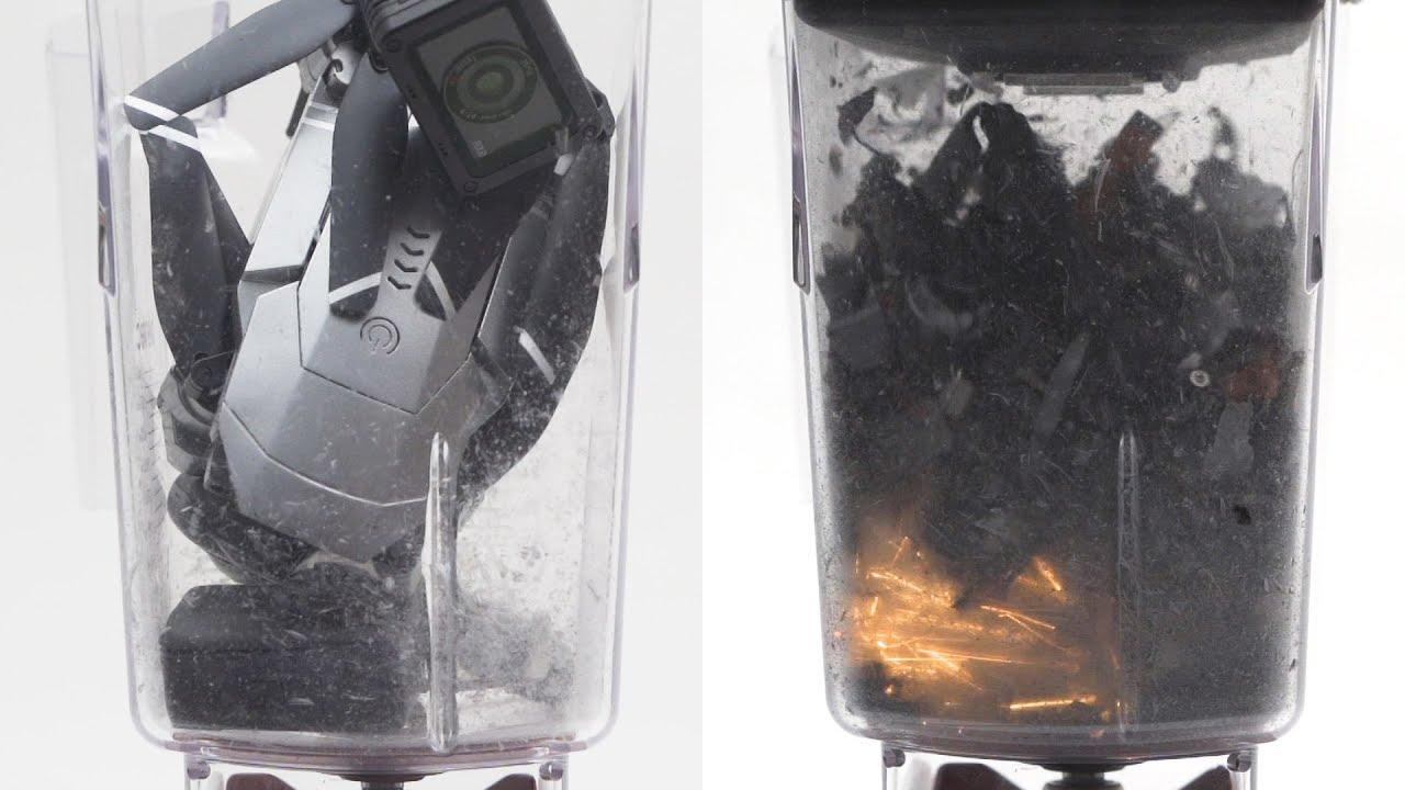 La Insta360 mezcló literalmente un zángano y tres cámaras para este video de prueba
