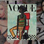 La revista italiana Vogue presenta un número sin fotos porque las sesiones de fotos son malas para el medio ambiente