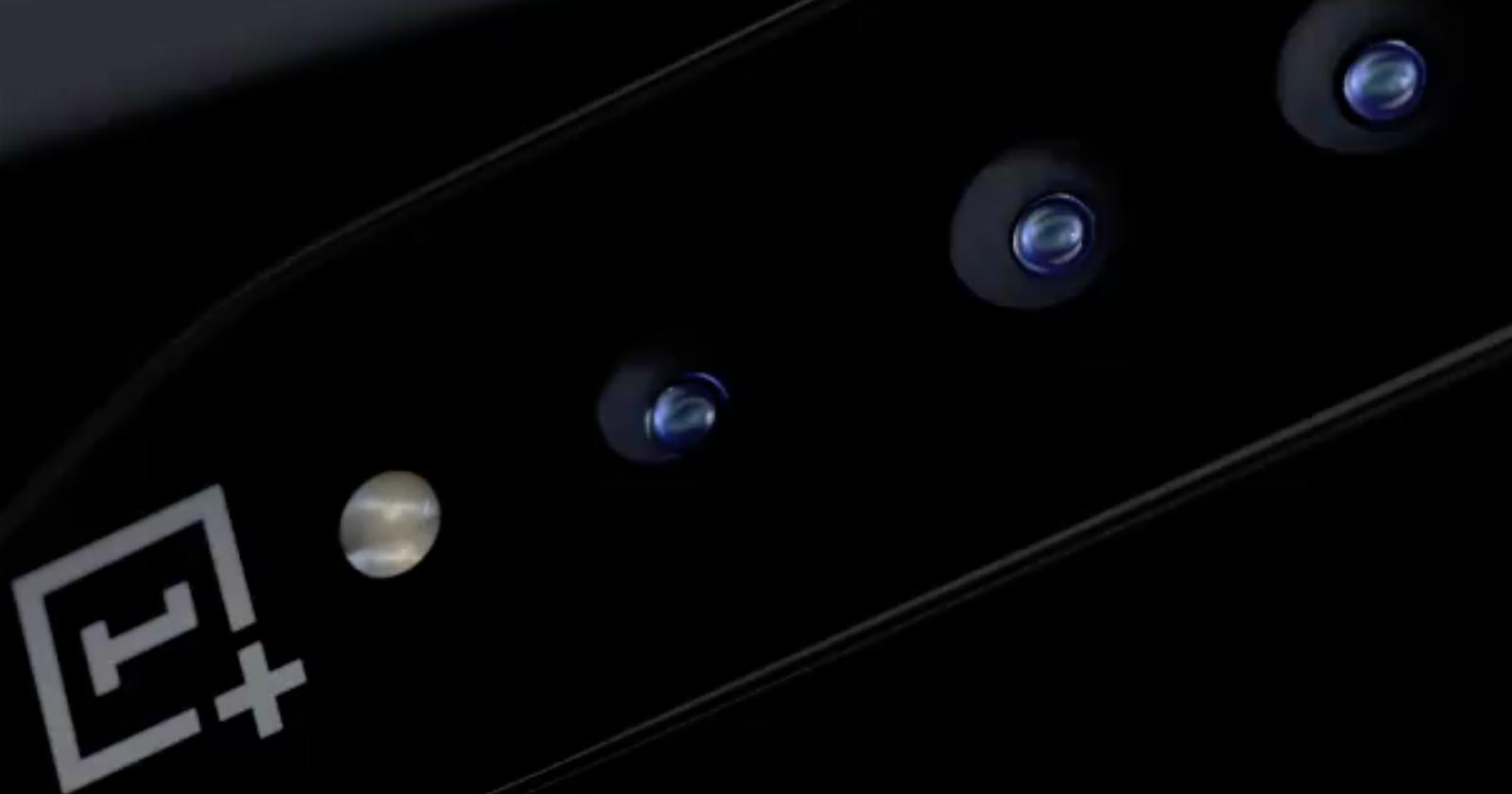 OnePlus se burla del concepto de Smartphone con cámaras traseras que 'desaparecen'.