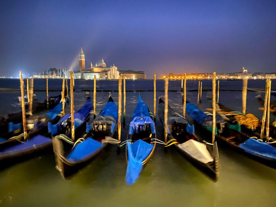 Imagen capturada con el iPhone 11 Pro en el modo nocturno