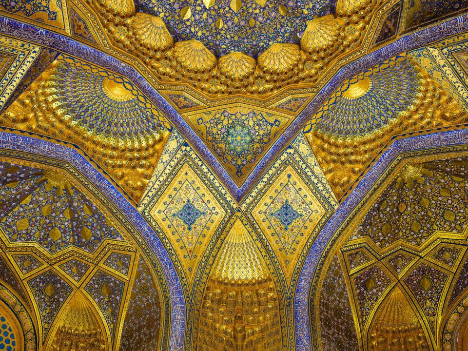 Aksaray, Samarkanda, Uzbekistán