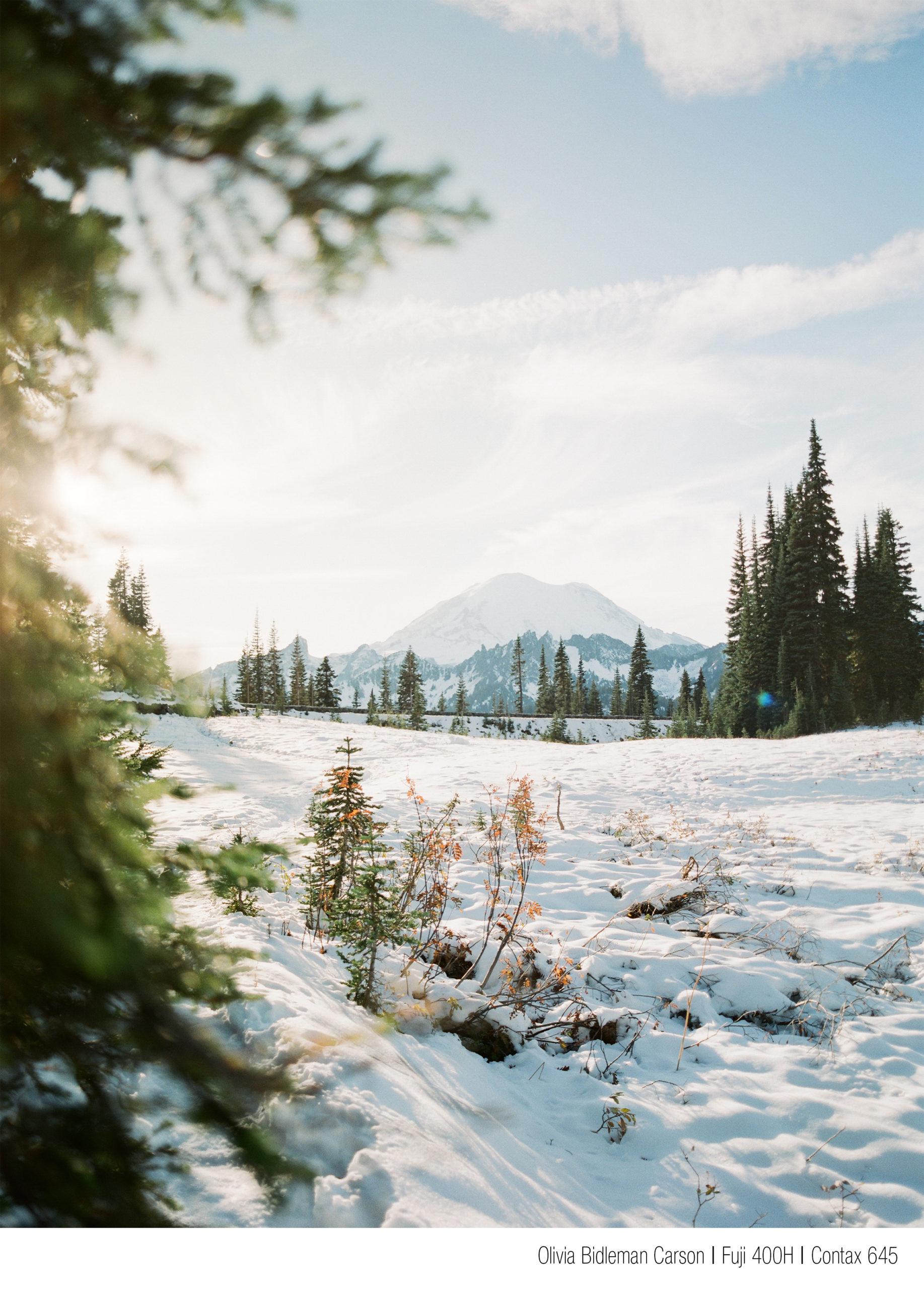 Rodar una película en la nieve | fotografosevilla.net