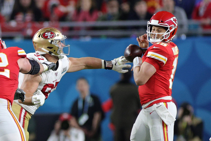 Rob Carr sobre el rodaje de la Super Bowl, y por qué usa Canon