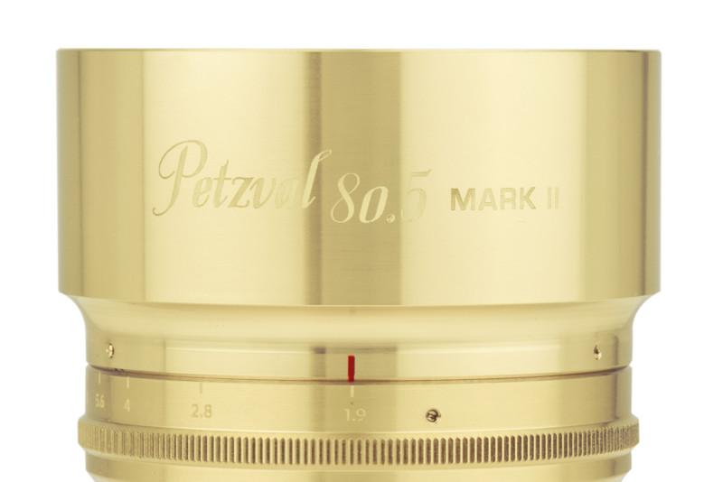 Lomo revela la lente Petzval 80.5mm f/1.9 MKII para los amantes de los retratos