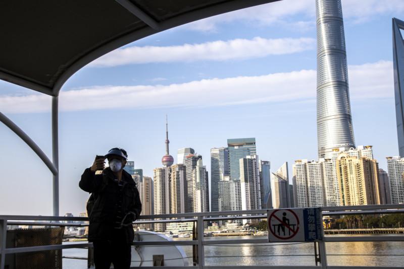 Fotógrafo captura el misterioso Shangai vacío durante el brote de Coronavirus