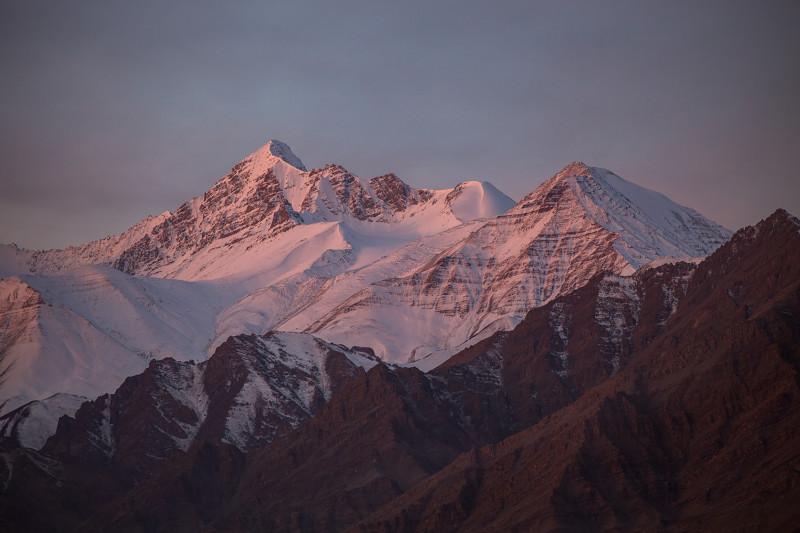 La crisis de Cachemira se cierne sobre el desierto de hielo del Himalaya