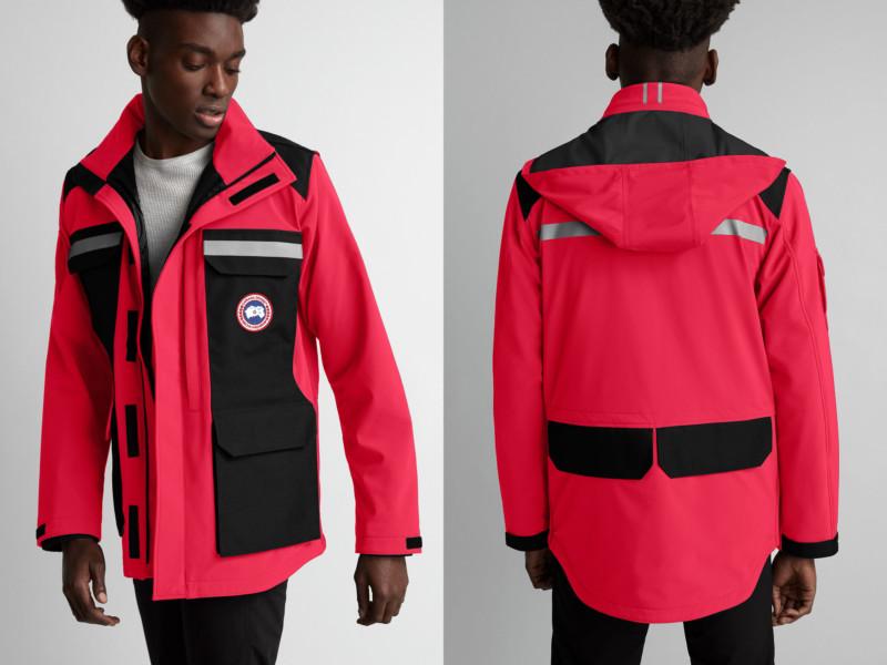 """El ganso canadiense vende una """"chaqueta de fotoperiodista"""" que cuesta 850 dólares"""