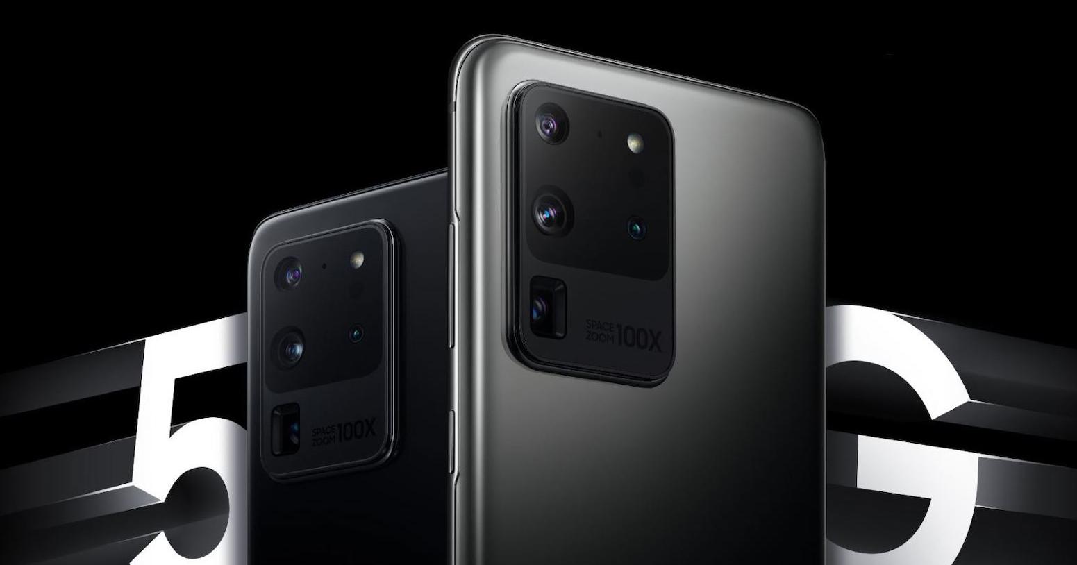 Samsung presenta el Galaxy S20 Ultra con un sensor de 108MP, 8K de vídeo y un zoom de 100x
