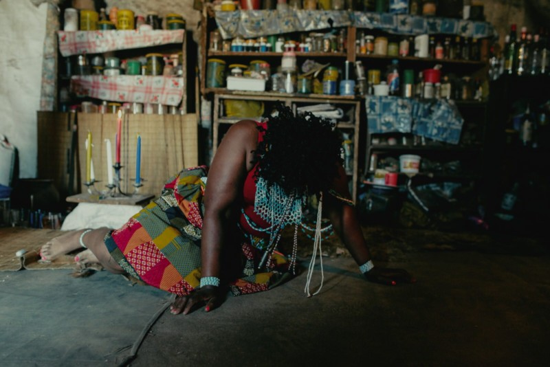 Fotos de curanderos tradicionales en Sudáfrica