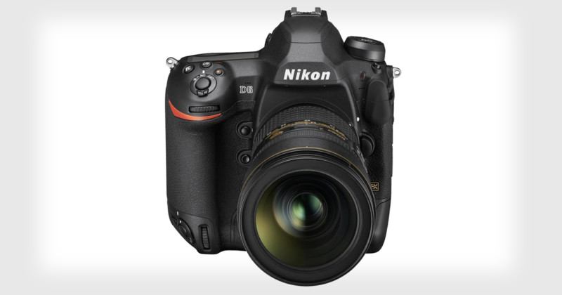 """Nikon revela el D6 con el """"Sistema de AF más poderoso de la historia de Nikon"""